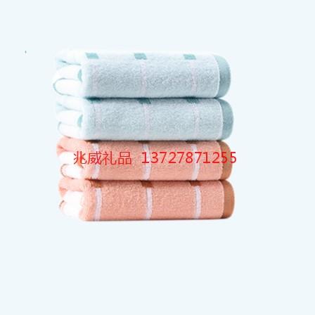洁丽雅品牌毛巾 纯棉加厚洗脸巾吸水全棉  柔软面巾